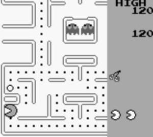 Pac-Man Nintendo Gameboy Namco