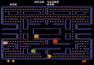 Pac-Man Atari 5200 version
