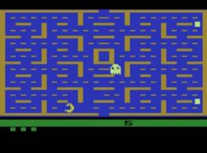 Pac-Man Namco Atari 2600