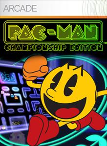 Pac-Man Championship Edition Xbox live arcade