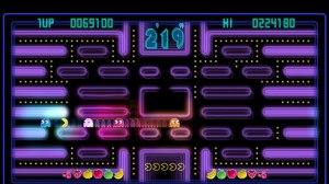 Pac-Man Championship Edition Xbox live arcade  chasing ghosts