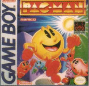 Pac-Man boxart Nintendo game boy
