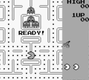 Pac-Man Nintendo Gameboy