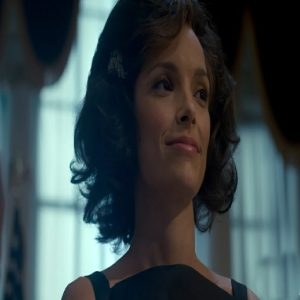The crown Netflix first Lady Jackie Kennedy