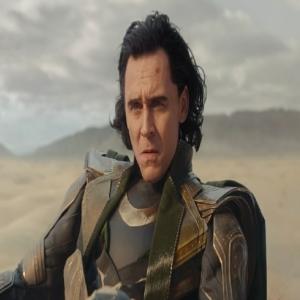 Loki tv series Loki lands in the ghobi desert Tom Hiddleston