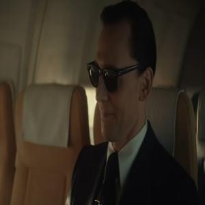 Loki tv series DB Cooper airplane heist tom Hiddleston