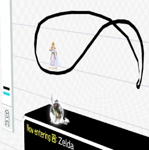Princess Zelda vs dark pit Pictochat 2 Stage super Smash Bros ultimate Nintendo Switch