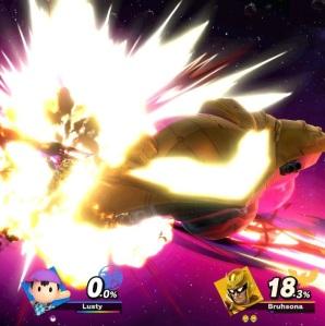 Ridley final Smash attack Super Smash Bros ultimate Nintendo Switch Metroid