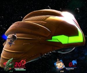 Final Smash attack Ridley Super Smash Bros ultimate Nintendo Switch Metroid