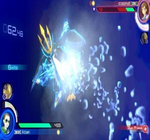 Empoleon bubblebeam Pokken Tournament DX Nintendo Switch Bandai Namco