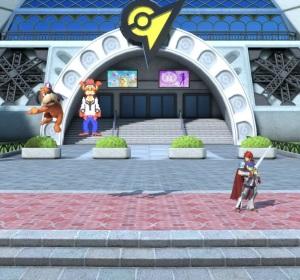 Prism Tower super Smash Bros ultimate Nintendo Switch Pokémon