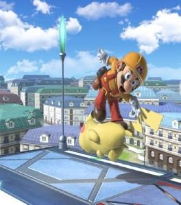 Mario vs Pikachu Prism Tower super Smash Bros ultimate Nintendo Switch Pokémon