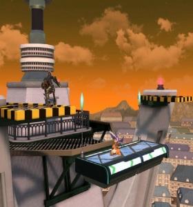 Dark Samus vs Duck Hunt Prism Tower super Smash Bros ultimate Nintendo Switch Pokémon