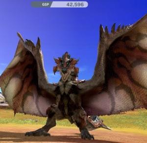 Rathalos boss super Smash Bros ultimate Nintendo Switch Monster hunter