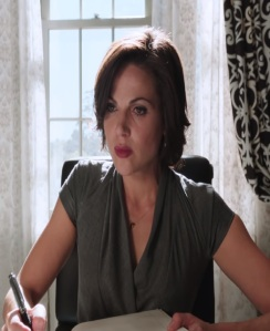 Regina Mills once upon a time ABC