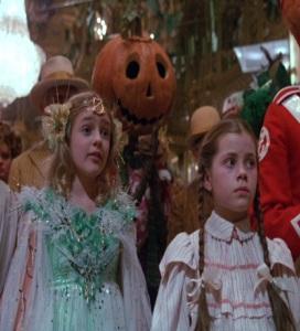 Dorothy Gale meets the princess of oz Return to Oz disney