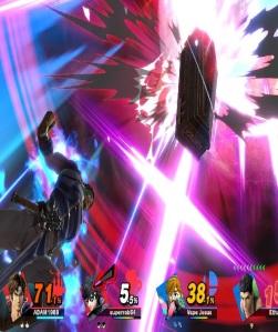 Final Smash attack Richter Belmont super Smash Bros ultimate Nintendo Switch Castlevania