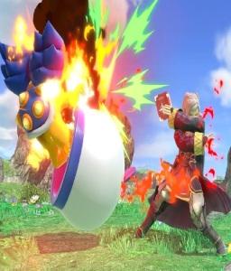 Robin vs Iggy Koopa super Smash Bros ultimate Nintendo Switch fire Emblem