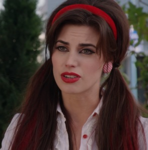 Ruby Red Once upon a time ABC