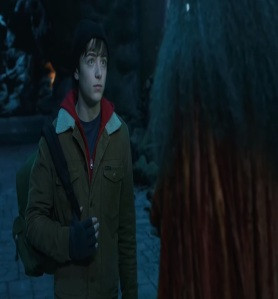 Billy Batson meets the wizard Shazam 2019 film