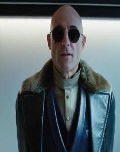Doctor sivana wearowearing dark sunglasses Shazam 2019 film