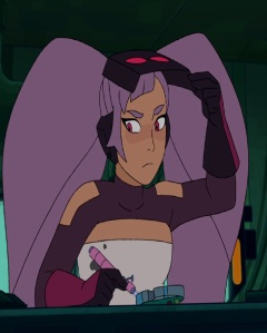 Entrapta pigtails She-Ra and the Princesses of Power Netflix
