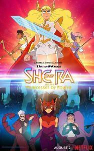 She-Ra and the Princesses of Power Netflix season 3 poster