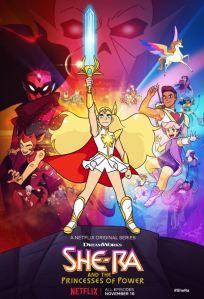 She-Ra and the Princesses of Power Netflix season 1 poster