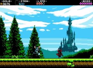Shovel Knight wiiu Nintendo Sony PS4