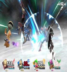 Final Smash Shulk super Smash Bros ultimate Nintendo Switch