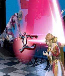 Shulk vs princess Zelda super Smash Bros ultimate Nintendo Switch Xenoblade Chronicles
