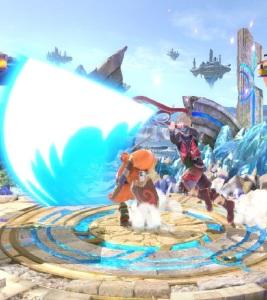 Shulk vs younglink Smash Bros ultimate Nintendo Switch Xenoblade Chronicles