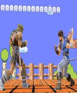 Simon Belmont and his descendant Richter Belmont super Smash Bros ultimate Nintendo Switch Castlevania
