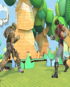 Richter Belmont and his ancestor Simon Belmont super Smash Bros ultimate Nintendo Switch Castlevania