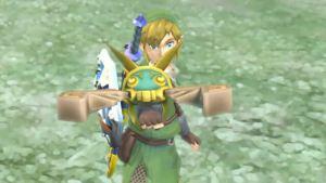 Link The Legend of Zelda: Skyward Sword Wii