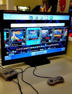 SNES Classic Mini retro console Nintendo