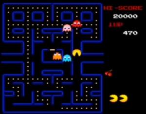 Pac-Man super Nintendo version snes