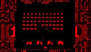 Space Invaders Nintendo virtual boy