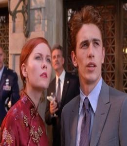 Harry Osborn dating Mary Jane Watson Spider-Man James Franco