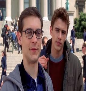 Harry Osborn Peter Parker field trip Spider-Man James Franco