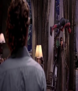Doc ock captures Spider-Man Spider-Man 2