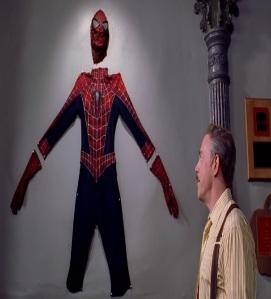 J. Jonah Jameson Spider-Man 2 jk Simmons