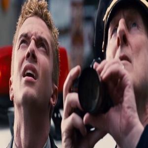 Eddie Brock and captain Stacy Spider-Man 3