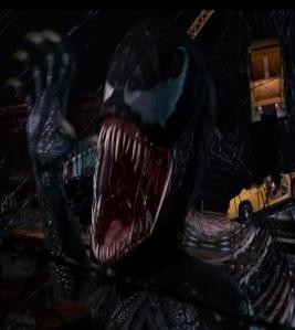 Venom is born Spider-Man 3 Topher grace