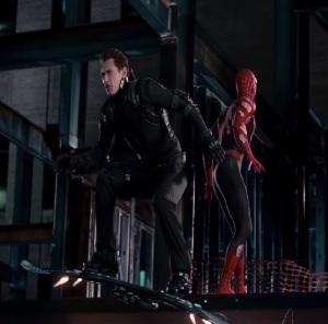 Spider-man 3 new Goblin and Spider-Man vs Venom James Franco