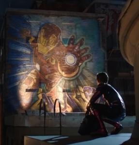 Spider-Man Far From Home Peter Parker missing iron man tony stark tom holland