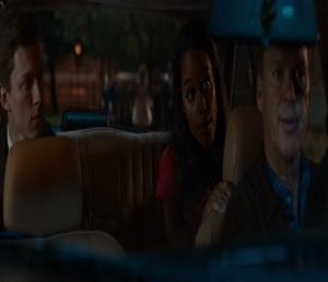 Spider-Man: Homecoming the dad talk Michael Keaton tom Holland