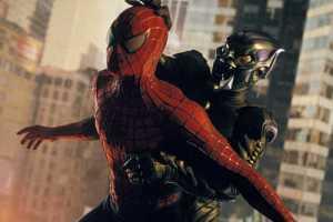 Spiderman 1 green goblin vs Spiderman