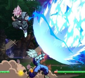 Ssj2 Gohan vs goku black Dragon Ball FighterZ Nintendo Switch Xbox One PS4