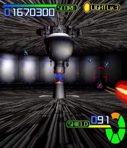 Star Wars Trilogy Arcade blowing up second death star